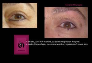 Correzione-Eye-liner-inferiore