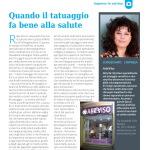 Articolo dedicato su numero Giornale CNA E.Romagna