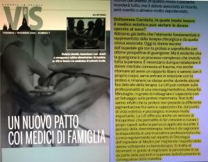 Articolo su Giornale di Venezia